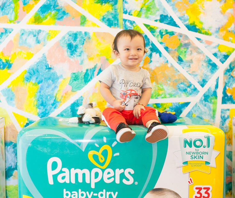 Pampers Diaper Documentation